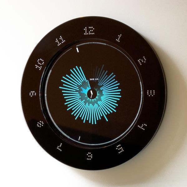 EDF Horloge Watttime 2008