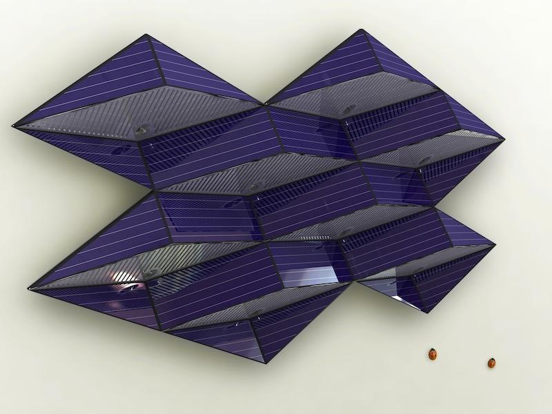 EDF Puzzle E Photovoltaïque 2008