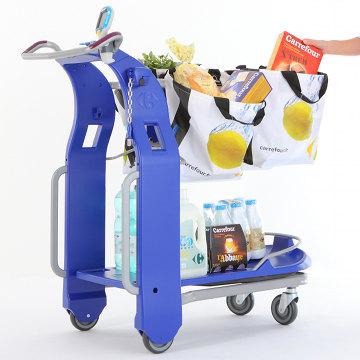 Chariot MOBI Inprocess pour Carrefour