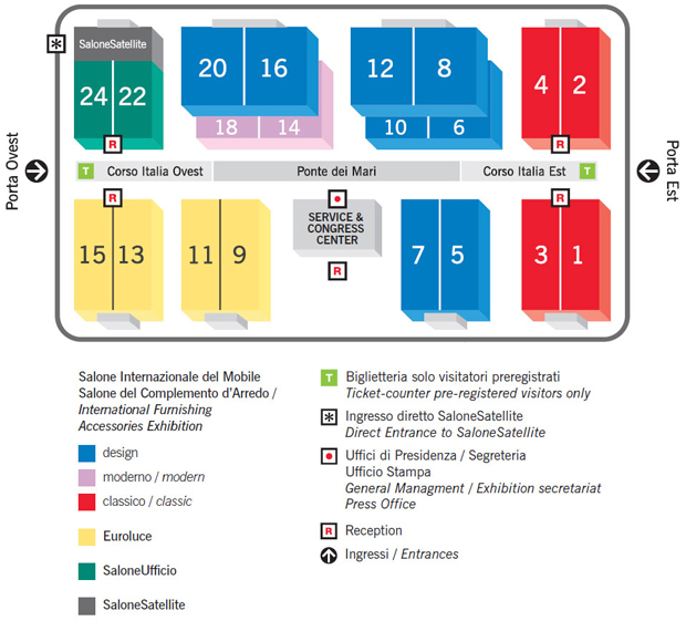 Fiera map